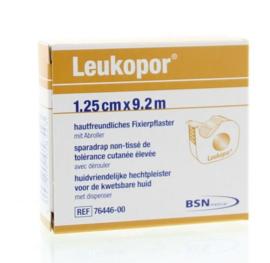 BSN Leukopor hechtpleister dispencer 9.2mx1.25cm