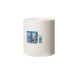 Tork Wiping paper 1 laags - 165 meter - 6 rollen