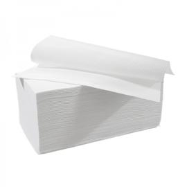Handdoekjes interfold cellulose 2 lgs 32 x 22 cm