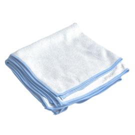 Trasan Basic microdoek blauw - 5 stuks