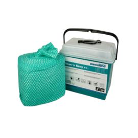 Clean 'n Easy hygiënische doeken – 1x emmer a 150stuks