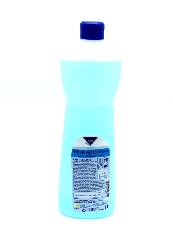 Sensitive Cleaner eco -  6 x 1 liter