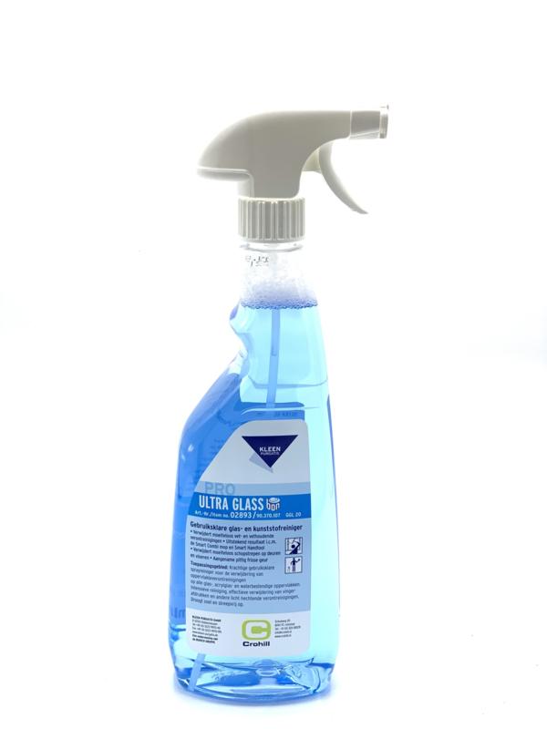 Ultra-Glass spray - 6 x 750 ml