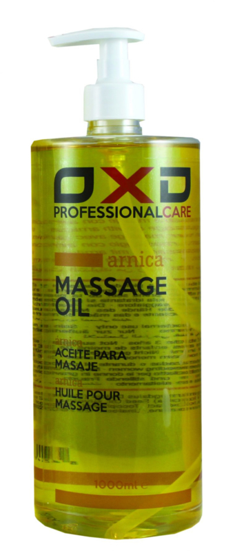 OXD Professional care arnica olie voor massage 1 liter