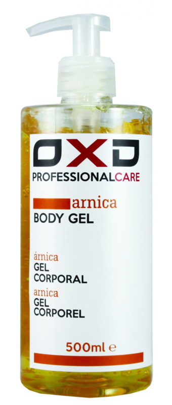 OXD Professional Care Arnica gel 500 ml