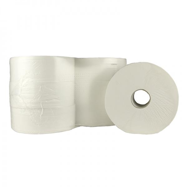 Toiletpapier Jumbo  S 2 laags cellulose ecolabel - 12 rollen