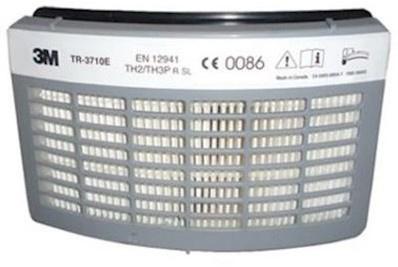 3M TR-3712E stoffilter P3 (per 5 stuks)