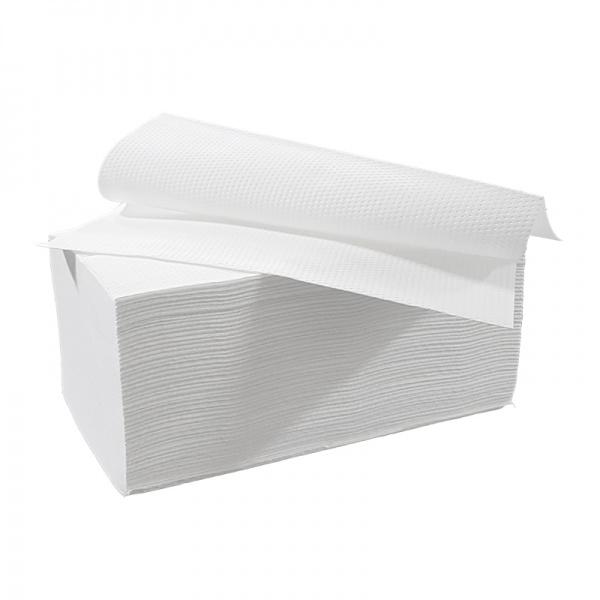 Handdoekjes interfold cellulose 3 lgs 42 x 22 cm
