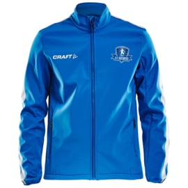 Craft pro control softshell jas  JR. VV Buitenpost