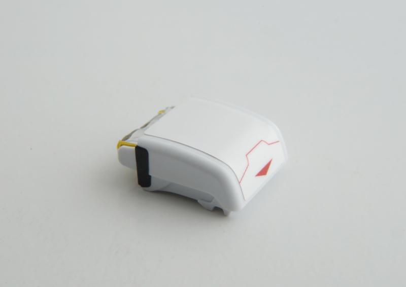 Batterij GPS ring