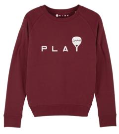 Play Padel sweater met naam