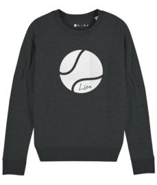 Ball sweater met naam