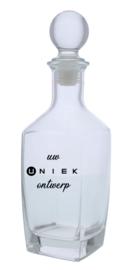 Bedrukte GIN-fles 700ml