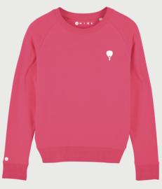 Pink padel sweater