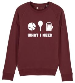 interclub sweater