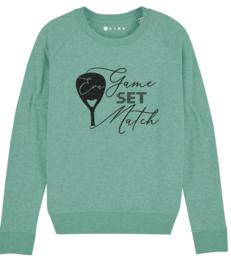 Munt padel sweater