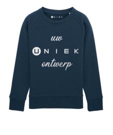 Sweater Jongens met eigen ontwerp