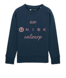 Sweater Meisjes met eigen ontwerp