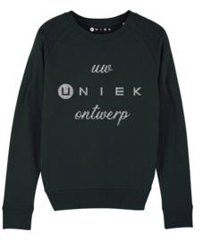 Sweater met eigen ontwerp
