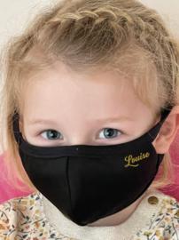 Soft kindermondmasker met eigen opdruk