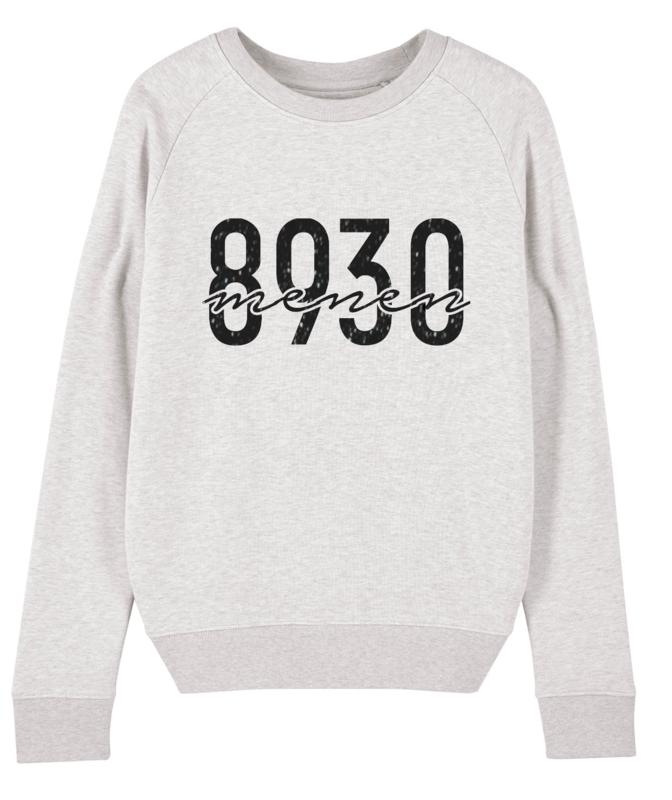 Postcode sweater