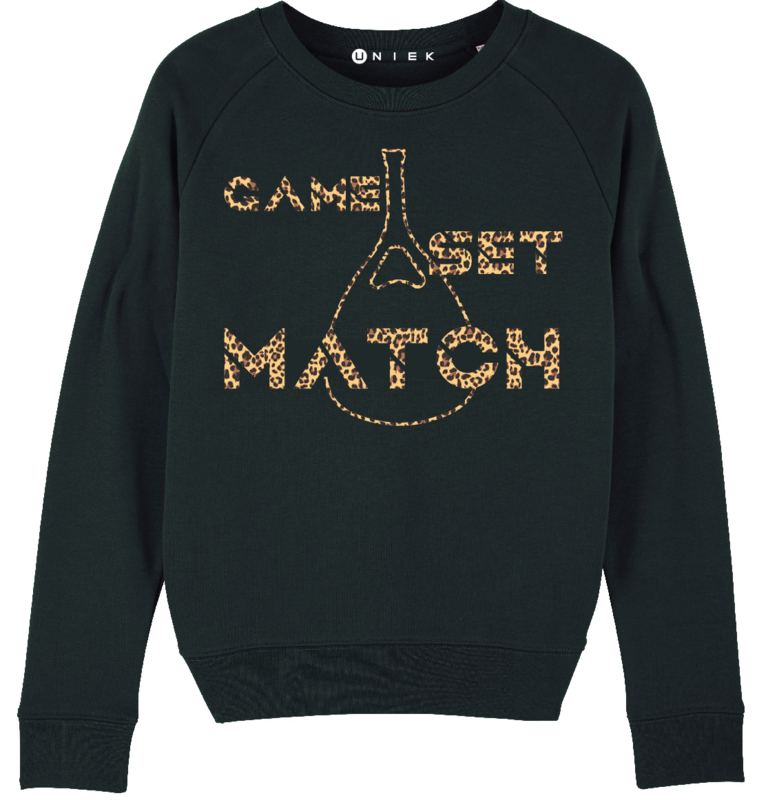 Padel sweater Game Set Match
