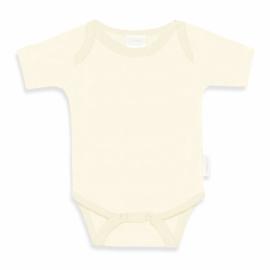 Newborn Rompertje - Offwhite - Gepersonaliseerd