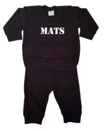 Pyjama   Zwart