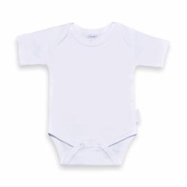 Newborn Rompertje - Wit - Gepersonaliseerd