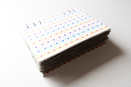 Notebook (gerecycled papier)