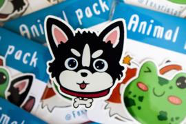 Animal Stickerpack
