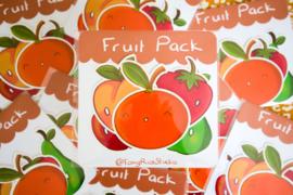 Fruit Stickerpack