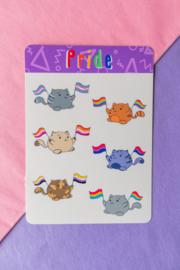 Pride stickersheet