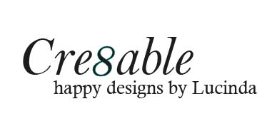 Cre8able happy designs by Lucinda