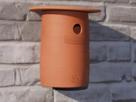 Broedpot - Mezen - Keramiek - Cilinder