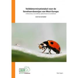JNM - Velddeterminatietabel Lieveheersbeestjes van West-Europa