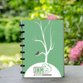 JNM - Greenbook Notitieschrift A5