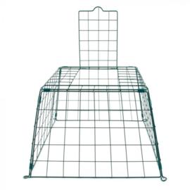 Beschermkooi voor grondvoederplaatsen -  kleine vogels en lijsters