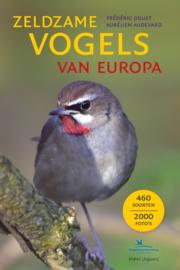 Boek - Zeldzame Vogels van Europa