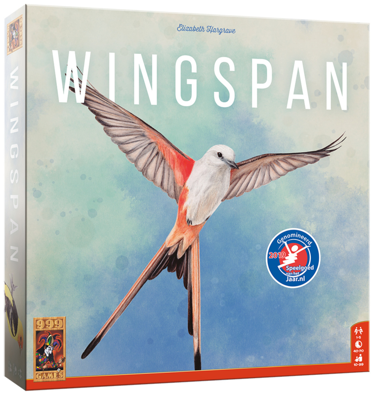 Bordspel - Wingspan