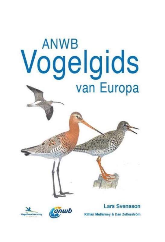 Boek - ANWB Vogelgids van Europa