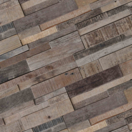 WoodWall Antique Strip