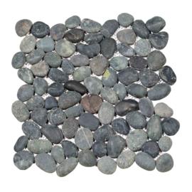 Beach Pebbles Small Black