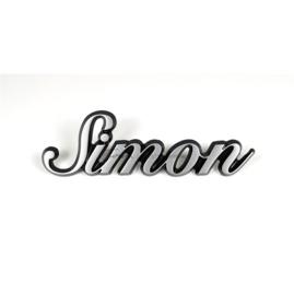 Lettertype Simon