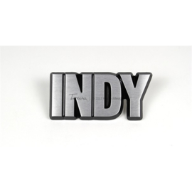 Lettertype Indy