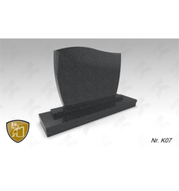 K007_ Regal black