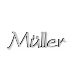 Lettertype Müller