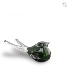 Glazen urn 10