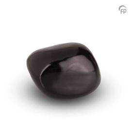 Knuffelkeitje glanzend zwart