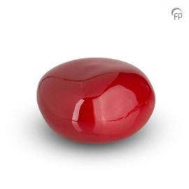 Knuffelkeitje glanzend rood